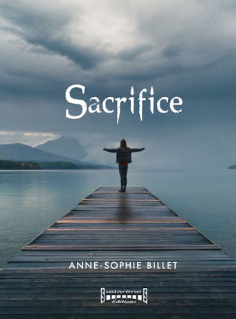Photo recto du livre:  Sacrifice par Anne-Sophie BILLET