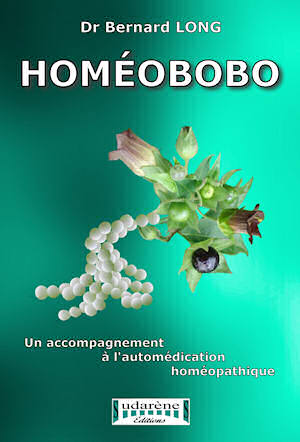 Photo du livre: Homéobobo par le Dr Bernard Long