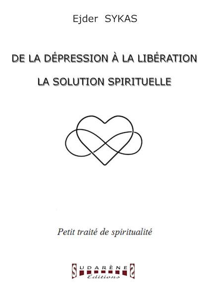 Photo  du livre: De la dépression à la libération par Ejder SYKAS