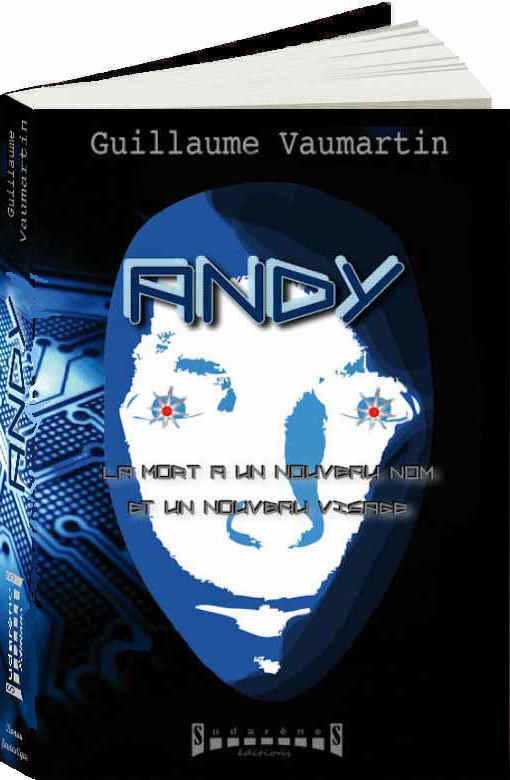 Photo du livre: Andy par Guillaume Vaumartin