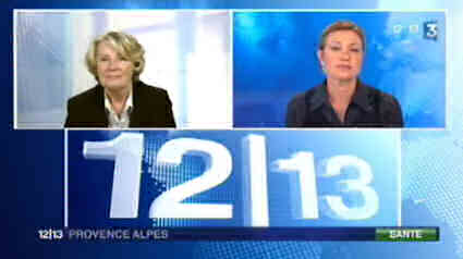 Reportage France3 sur le livre Clara de Danièle De March