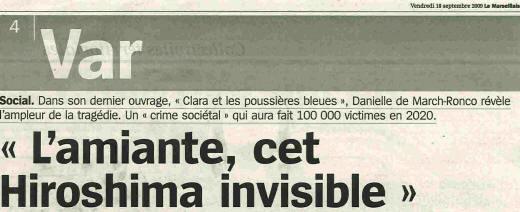 La Marseillaise parle de Clara