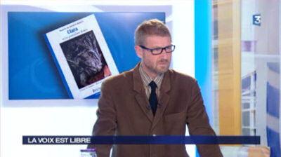 Reportage France3 sur l'amiante et le livre Clara de Danielle De March